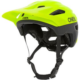 O'Neal Trailfinder Kask Solid, żółty/szary